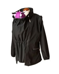 MaM Two-Way Jacket Deluxe - shady night / rain dove