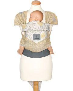 bellybutton by Manduca Twist Long - SoftBlossom
