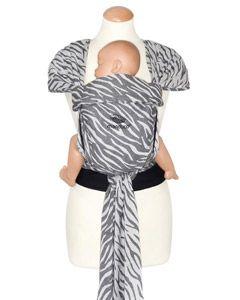 Manduca Twist Regular LimitedEdition - Wild Life Zebra